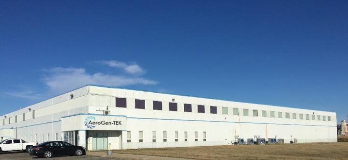 Aerogen-TEK Facility